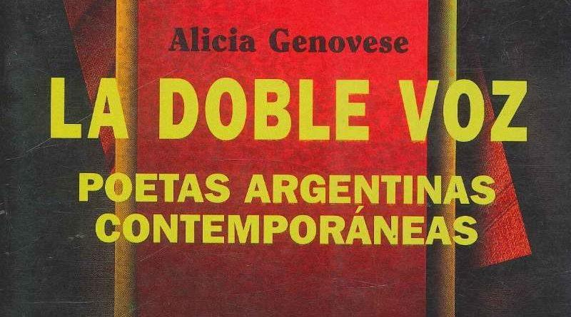 La doble voz. Poetas argentinas contemporáneas, de Alicia Genovese