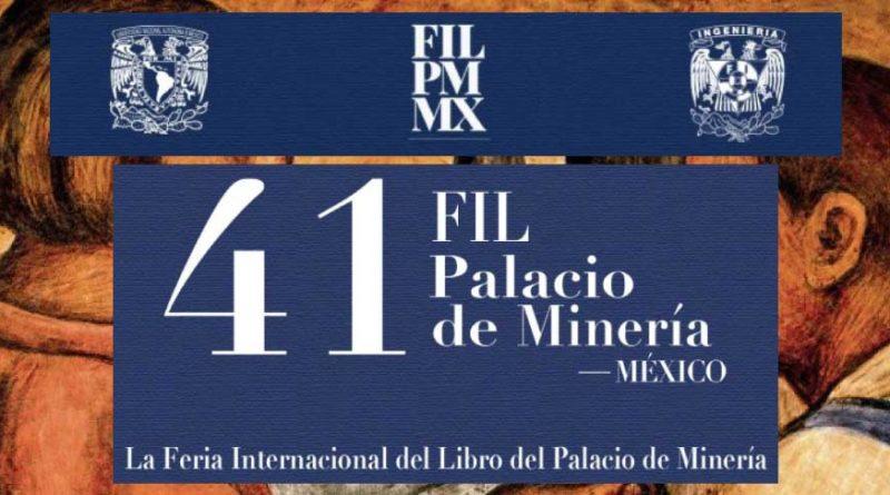 Actividades de la Revista Taller Ígitur en la 41 FIL Minería