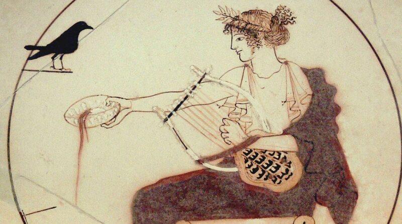 Poesía griega: Athiná-Stylianí Michou Rorris (Atenas, 1981)