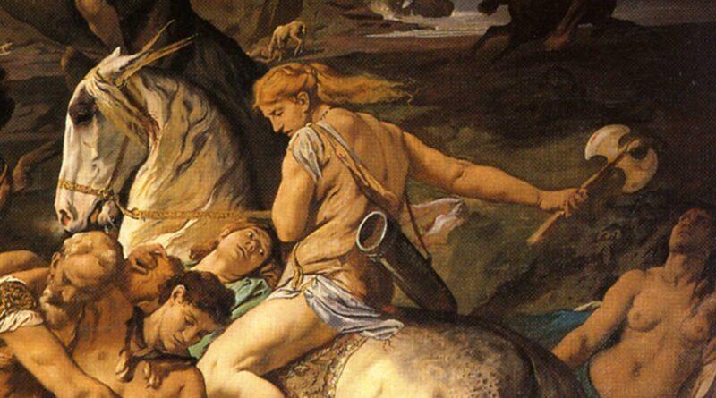 Poesía italiana medieval: Compiuta Donzella. Traducción de María Rosal Nadales