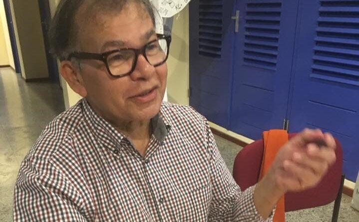 Julio Rafael Nicolaas (Aruba): eco de una voz poética. Traducción de Ramon Todd Dandare
