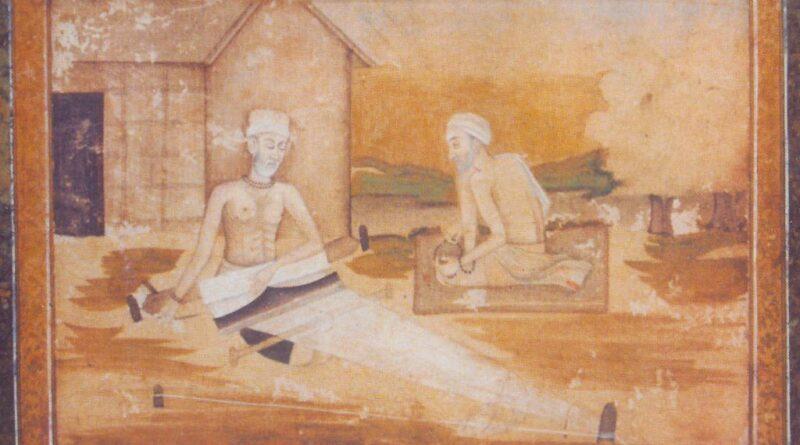 Kabir (Bhagat Kabir Yi) (Benarés, India, 1440-1518). Versiones de José Luis Galván