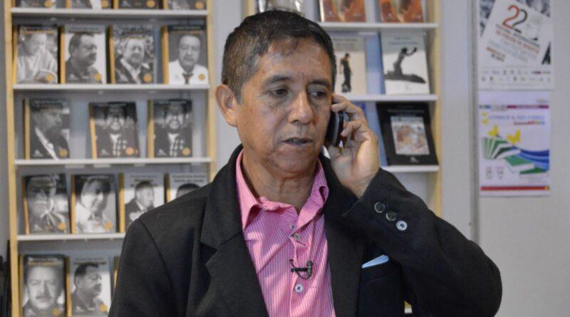Margarito Cuéllar (San Luis Potosí, México). XL Premio Hispanoamericano de Poesía Juan Ramón Jiménez