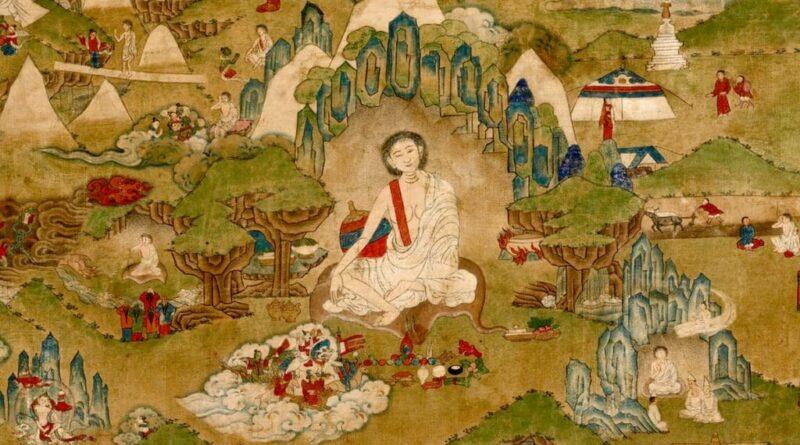 Jetsun Milarepa, (Tíbet, 1052-1135): Los cien mil cantos (fragmentos). Traducción de José Luis Galván