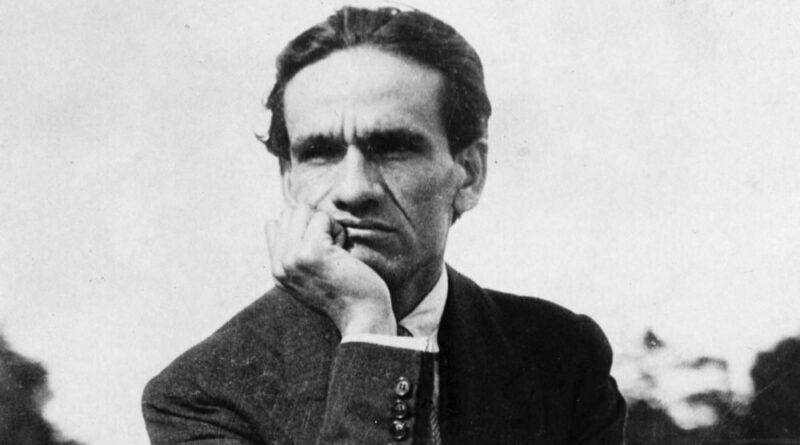 César Vallejo (Perú). Trilce: poema XLIV