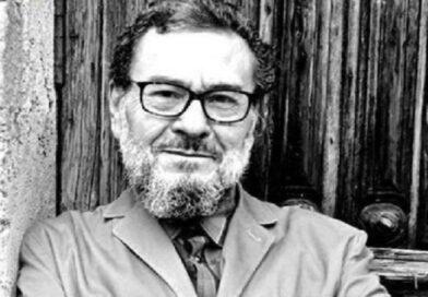Peregrino (Fragmento): José Vicente Anaya (Villa Coronado, Chihuahua, México, 1947-2020)