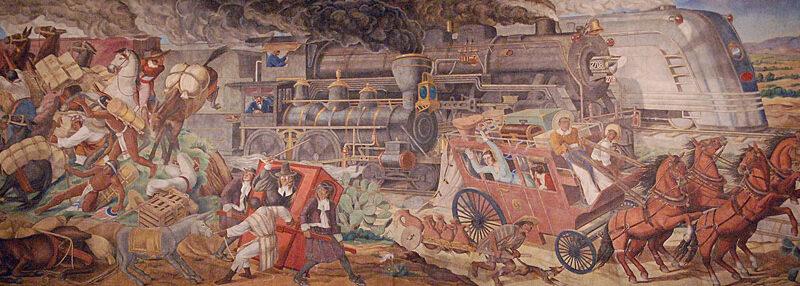 Retrospectiva: Obra mural de Fernando Leal (ciudad de México, 1896-1964)