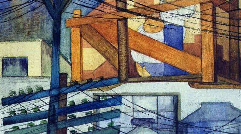 Revisitar Estridentópolis: Andamios interiores, de Manuel Maples Arce. Por Jorge Luis Borges