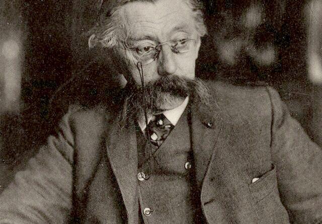 Émile Verhaeren (Bélgica, 1855-Francia, 1916): El Puerto. Traducción: Fernando Salazar Torres