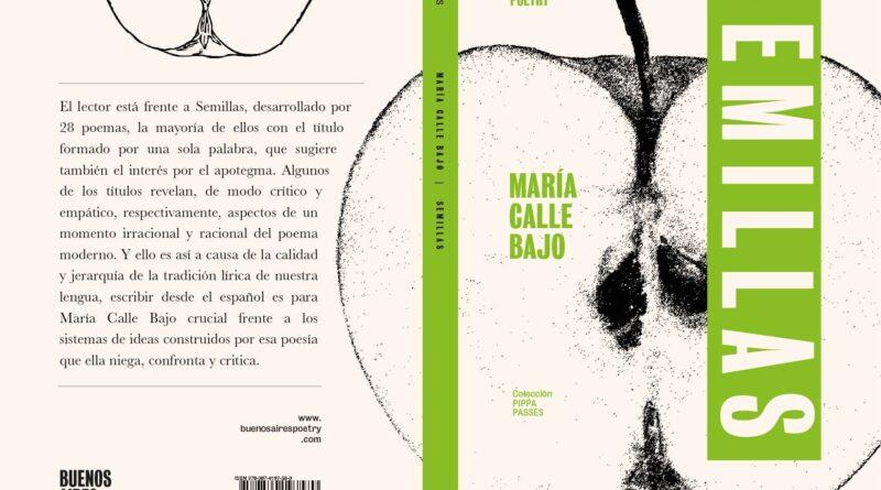 Semillas: un programa gnoseológico de la lírica contemporánea. Por Fernando Salazar Torres