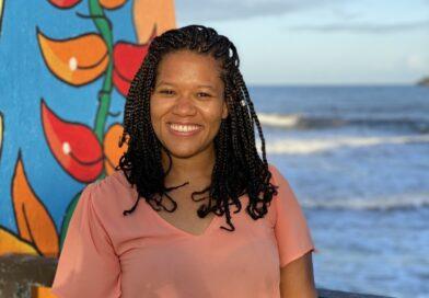 Diáspora africana: Shalaisha Barrett Parkinson (San José Costa Rica, 1996)