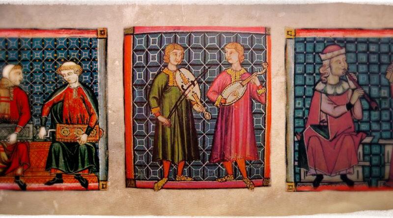 Octavo centenario del rey Alfonso X de Castilla y León: Cantigas de loor de Santa María. Comentario de Fernando Salazar Torres