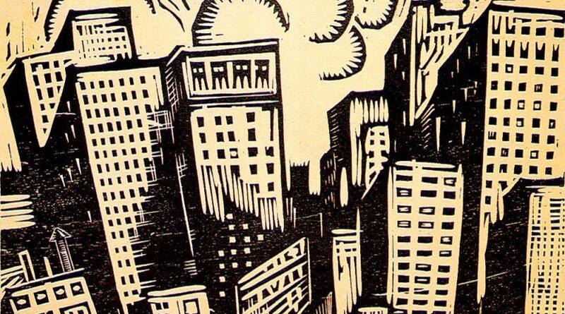 Edificios, cables y otras cosas. Cinco portadas estridentistas como reflejo de la ciudad cosmopolita. Por Martha Alicia Espinosa Becerra