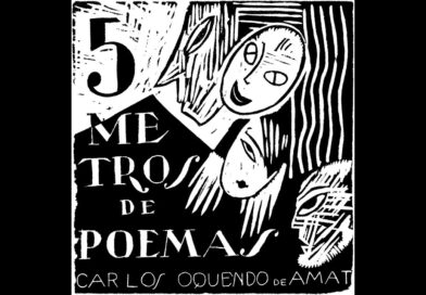 Los poemas de Oquendo de Amat. Por Carlos  Meneses