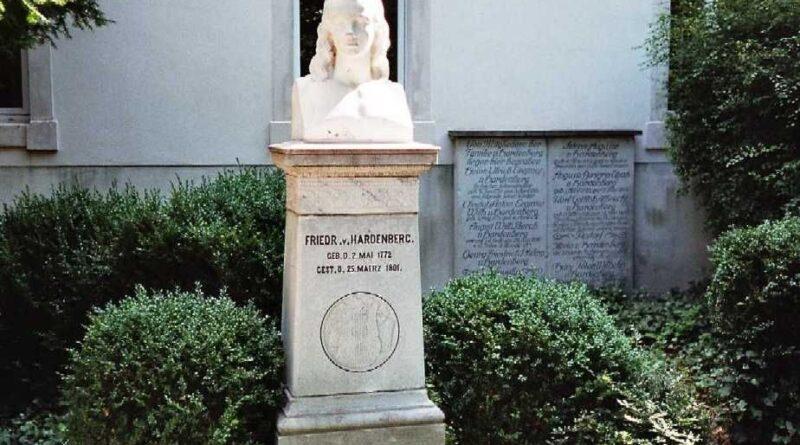 Los Mayores de la Poesía: (Novalis) Georg Philipp Friedrich von Hardenberg (Alemania). Traducción de Luciano Pérez García