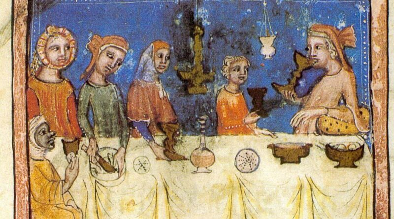 Un cuento de la Disciplina Clericalis: Moshé Sefardí (Pedro Alfonso de la Huesca, España)