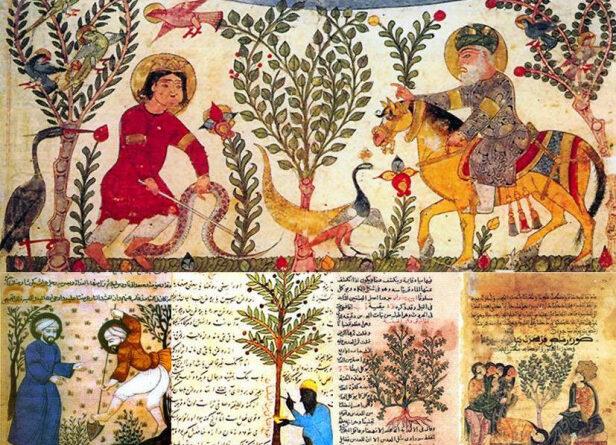 Poesía hispanoarábe: Yūsuf ibn Hārūn ar-Ramādī (أبو عمر يوسف بن هارون الكندي الرمادي)(Córdoba, 917-1012)